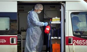 Κορονοϊός - Ρωσία: 232 νέοι θάνατοι σε 24 ώρες - 387.623 συνολικά κρούσματα