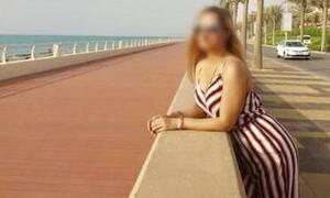 Επίθεση βιτριόλι: Μάρτυρας περιγράφει τη «μαυροφορεμένη»-Είδα μια γυναίκα να τρέχει για να ξεφύγει