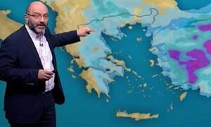 Καιρός: Το καλοκαίρι μπορεί να περιμένει! Καταιγίδες έως την Πέμπτη. Τι λένε Αρναούτογλου - ΕΜΥ...