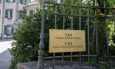 ΠΑΟΚ-Ολυμπιακός: Ορίζει ημερομηνία εκδίκασης το CAS
