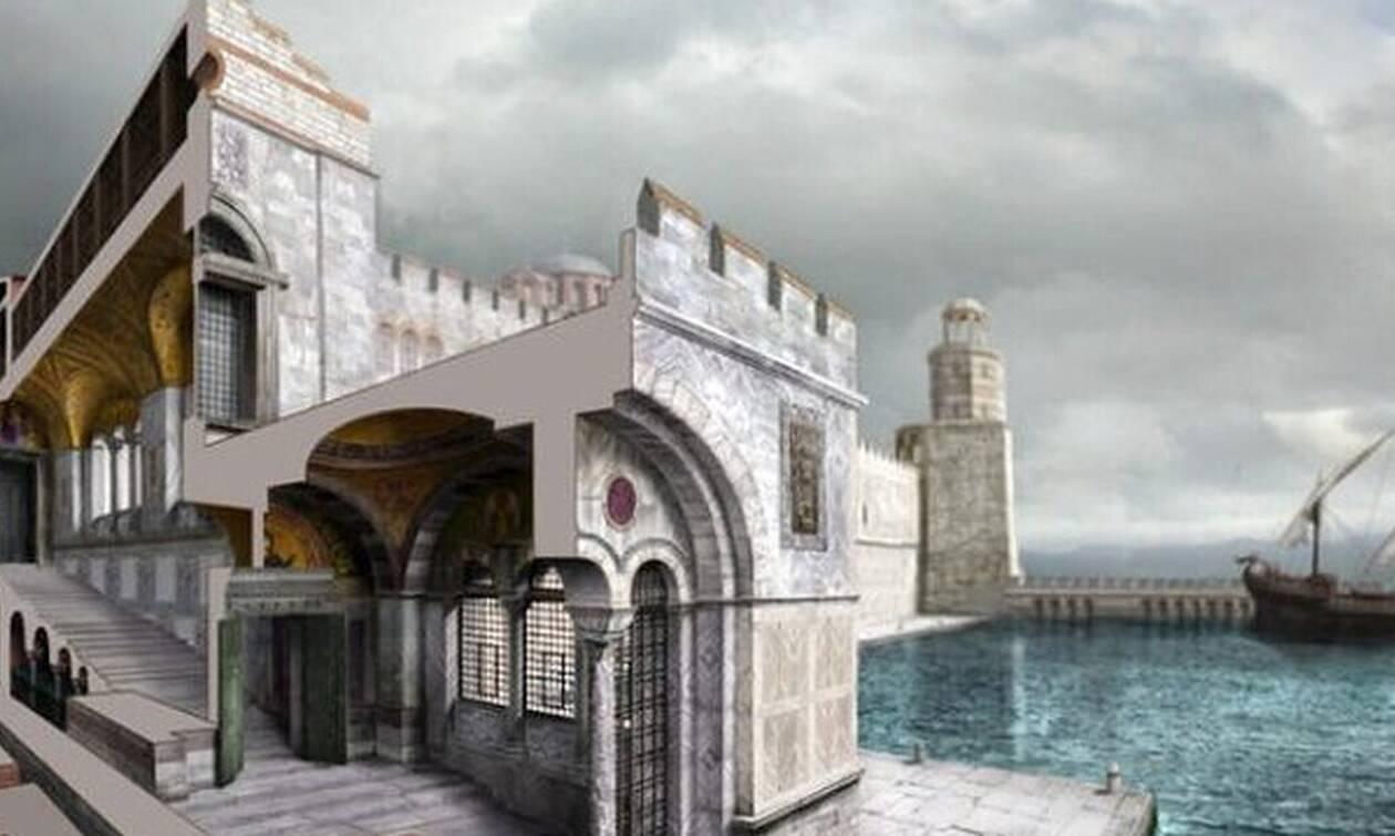 Απίστευτο θέαμα: Δες πως ήταν παλιά η Κωνσταντινούπολη