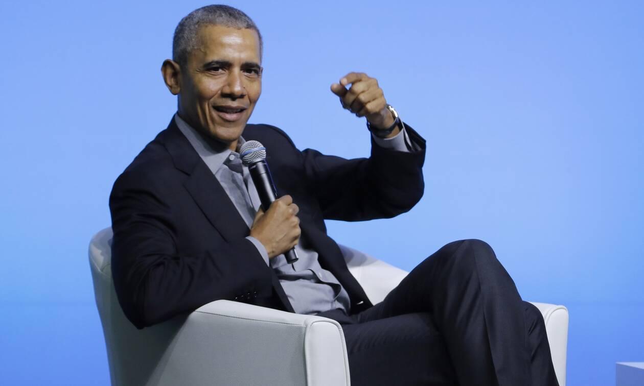 Ομπάμα: O θάνατος του Τζορτζ Φλόιντ δεν πρέπει να θεωρείται «φυσιολογικό» στην Αμερική του 2020