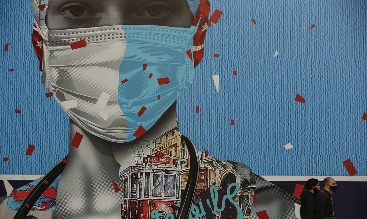 Κορονοϊός: Τουλάχιστον 362.028 οι θάνατοι παγκοσμίως - Περισσότερα από 5.862.890 τα κρούσματα