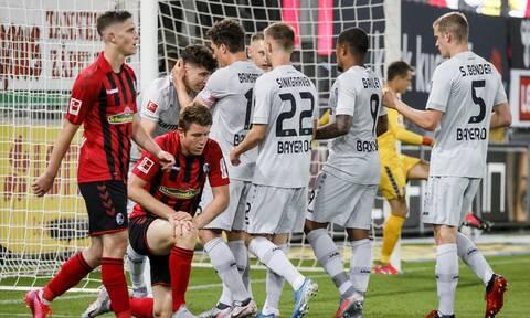 Bundesliga: «Καθάρισε» ο Χάρβετζ για τη Λεβερκούζεν (videos)