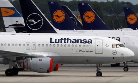 Συμφωνία Βερολίνου - Βρυξελλών για την διάσωση της Lufthansa