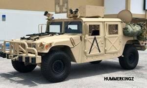Θα αγοράζατε ένα στρατιωτικό Hummer H2;