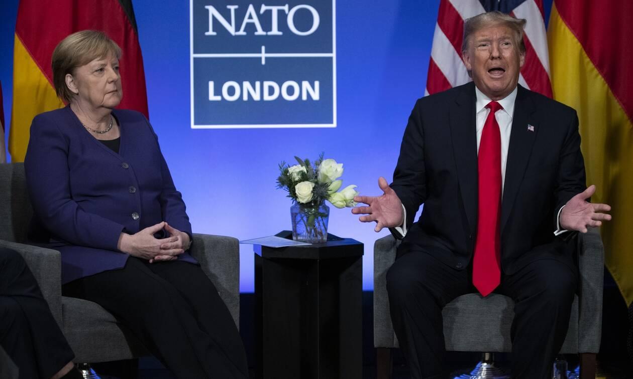 «Ακυρο» της Μέρκελ στον Τραμπ για τη Σύνοδο των G7