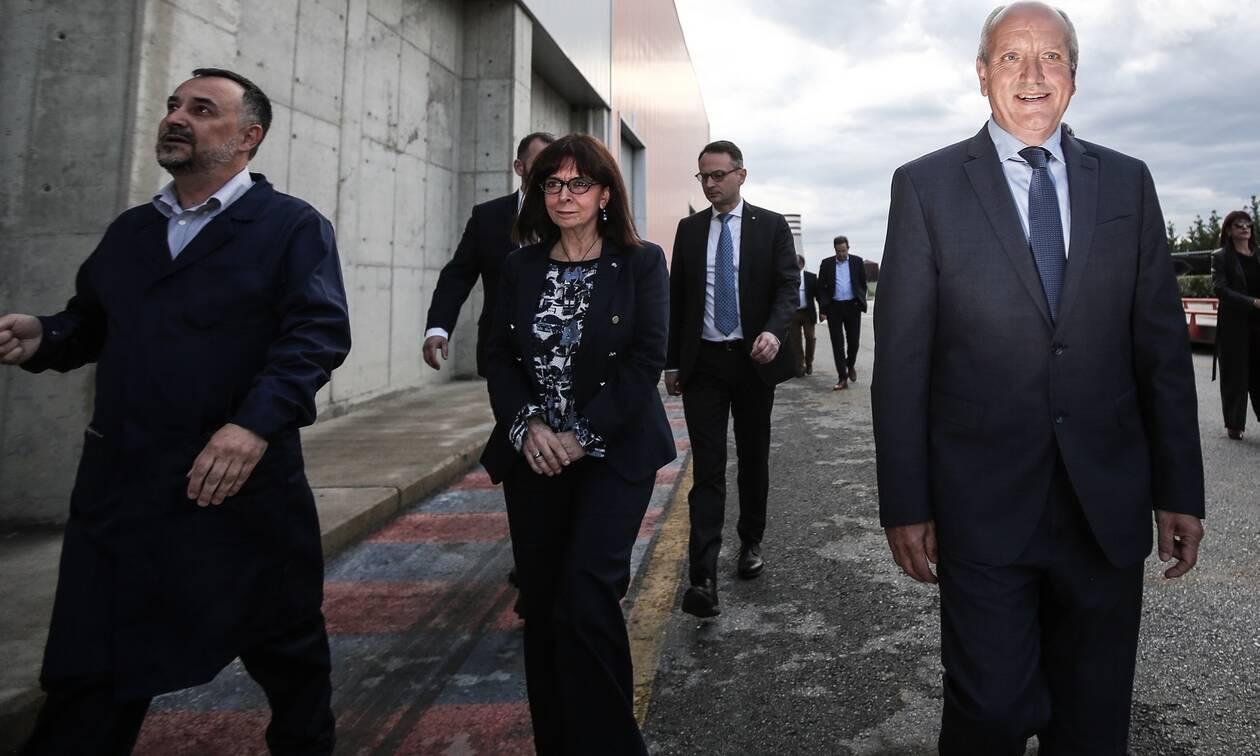 Στην Ξάνθη σήμερα η Κατερίνα Σακελλαροπούλου - Θα επισκεφτεί συνεταιρισμούς