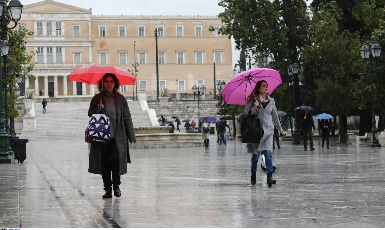 Καιρός - «Ψυχρή λίμνη»: Τι είναι το φαινόμενο που έφερε ισχυρές καταιγίδες στην Ελλάδα (pic)