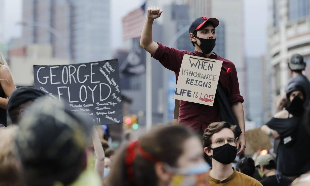 Τζορτζ Φλόιντ: Νέο βίντεο-ντοκουμέντο από τη μοιραία σύλληψη του 46χρονου Αφροαμερικανού