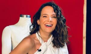 Eλιάνα Χρυσικοπούλου: Οι πρώτες βουτιές των κοριτσιών της με τα πιο trendy ολόσωμα μαγιουδάκια