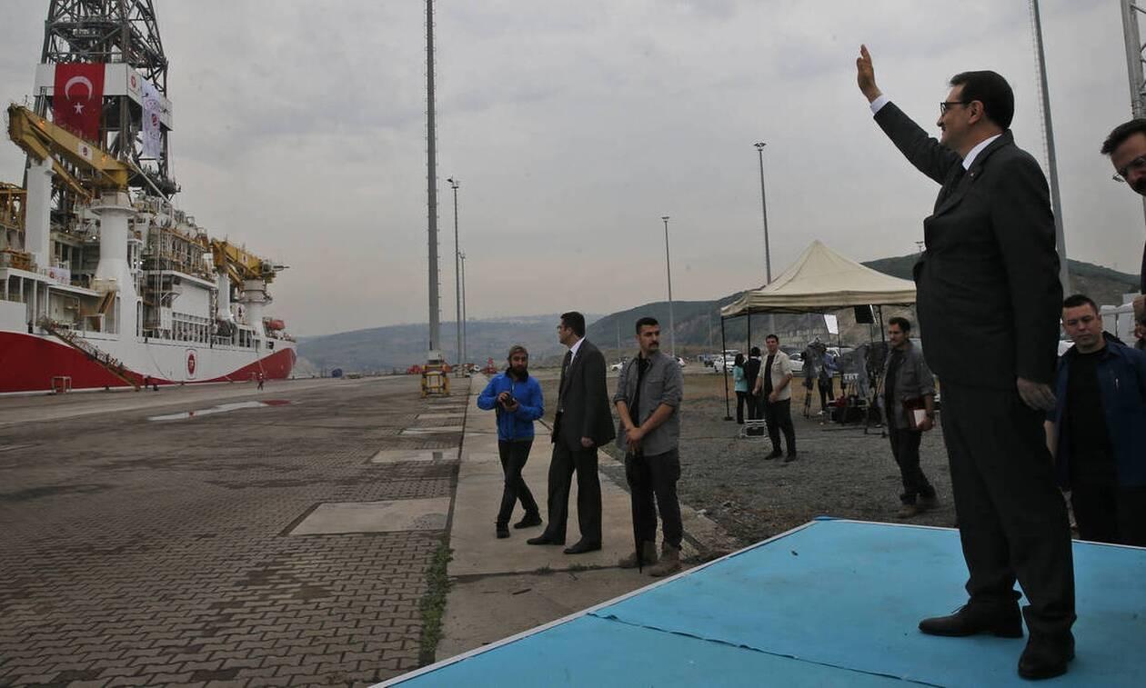 Η Τουρκία στέλνει και δεύτερο γεωτρύπανο στη Μεσόγειο