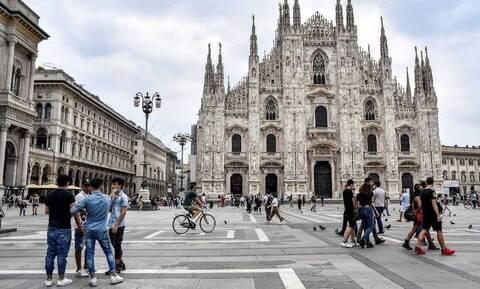 Κορονοϊός Ιταλία: Ιταλία: Μείωση των κρουσμάτων -Μικρή αύξηση των νεκρών