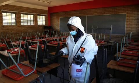 Κορονοϊός - Νότια Αφρική: Ξεπέρασαν τα 30.000 τα επιβεβαιωμένα κρούσματα μόλυνσης