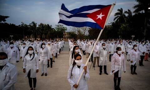 Κούβα: Η Αβάνα εκφράζει την «πλήρη υποστήριξή της» στον Παγκόσμιο Οργανισμό Υγείας