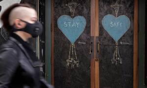 Κορονοϊός - ΗΠΑ: 960 νέοι θάνατοι εξαιτίας της COVID-19 σε 24 ώρες