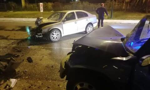 Τραγωδία στην Κρήτη: Νεκρή γυναίκα σε φρικτό τροχαίο