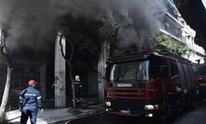 Τραγωδία στο Κερατσίνι: Μία νεκρή από πυρκαγιά σε διαμέρισμα