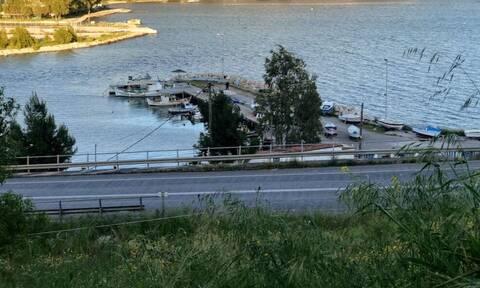 Μια παραδεισένια παραλία με φοβερά νερά στην Εύβοια!