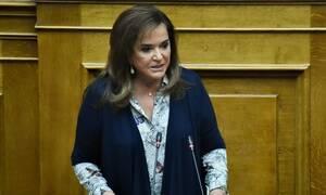 Ντ. Μπακογιάννη: Ο Ερντογάν έχει υποστεί δεινή ήττα στον Έβρο - Βρίσκεται σε δύσκολη θέση