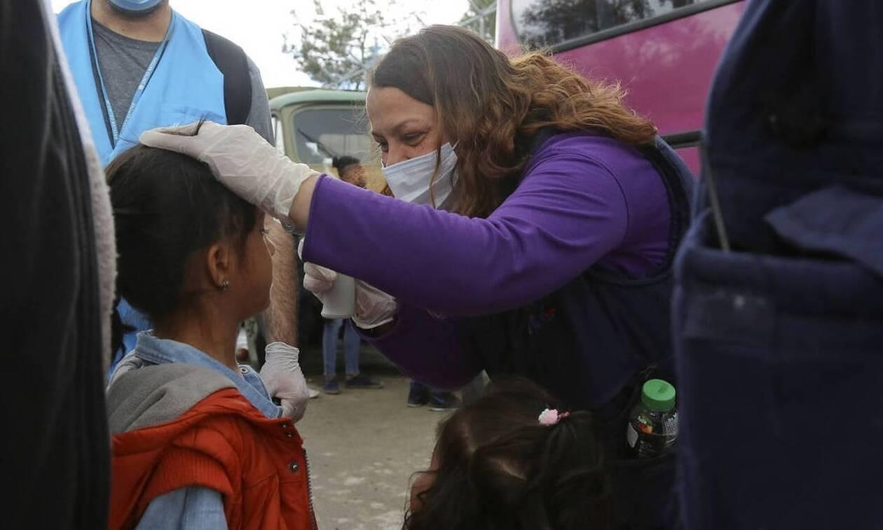 Μυτιλήνη: Συνολικά 229 πρόσφυγες και μετανάστες έφτασαν στο νησί τον Μάιο