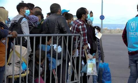 Μεταναστευτικό: 91% μειώθηκαν οι αφίξεις τον Μάιο - Συνεχίζεται η αποσυμφόρηση των νησιών