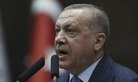 Νέο παραλήρημα Ερντογάν: Η Αγιά Σοφιά έγινε τζαμί ως δικαίωμα της Άλωσης