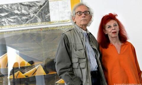 Πέθανε ο καλλιτέχνης Christo