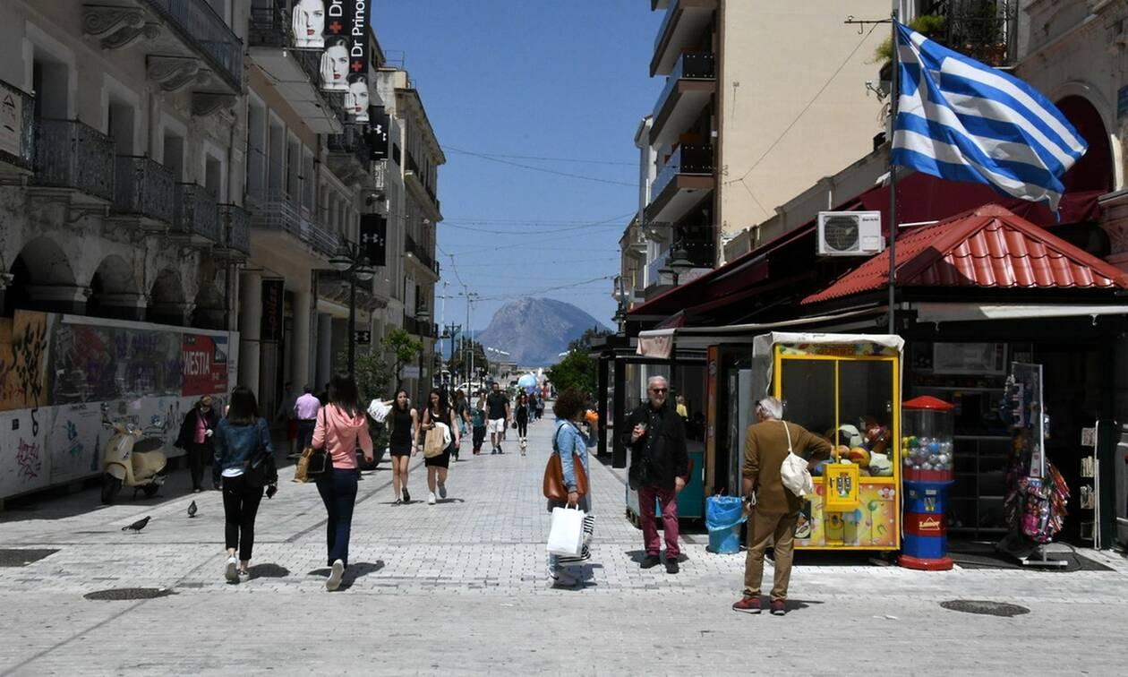 Κορονοϊός στην Ελλάδα: Χωρίς αλλαγές το ωράριο των εμπορικών καταστημάτων