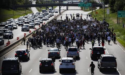 Τζορτζ Φλόιντ: Συνεχίζονται οι διαδηλώσεις και το χάος στις ΗΠΑ