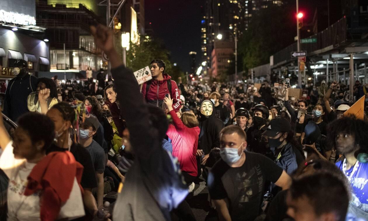 Ανησυχία στους επιστήμονες: «Οι διαδηλώσεις για τον Φλόιντ θα πυροδοτήσουν νέο κύμα κορονοϊού»