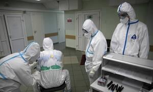 Κορονοϊός - Ρωσία: Πάνω από 9.000 νέα κρούσματα σε 24 ώρες