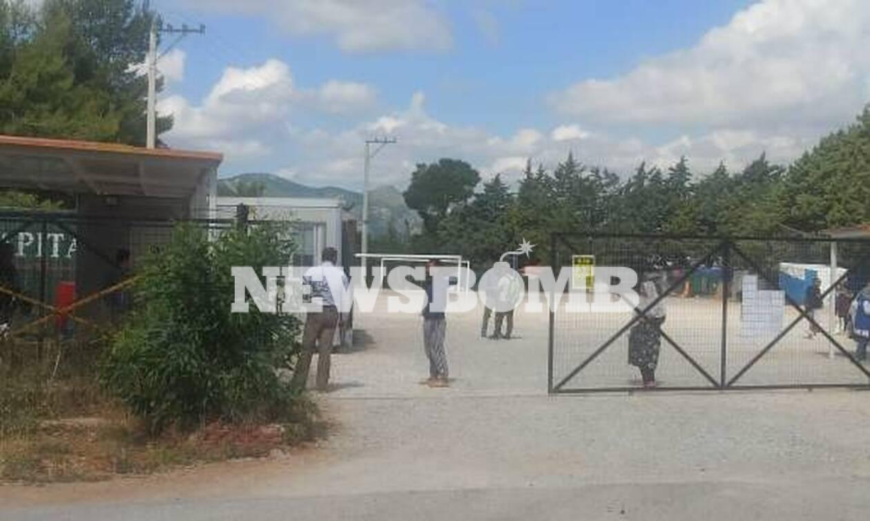 Μαλακάσα - Αυτοψία Newsbomb.gr: «Καζάνι που βράζει» η περιοχή για τους μετανάστες