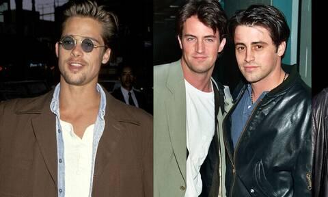 Πώς έμοιαζαν οι σωστοί άντρες της δεκαετίας του '90;