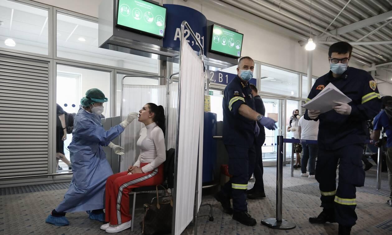 Αεροπορικά ταξίδια: Ποιοι θα μπαίνουν σε καραντίνα μετά τις 15 Ιουνίου - Οι εξαιρέσεις