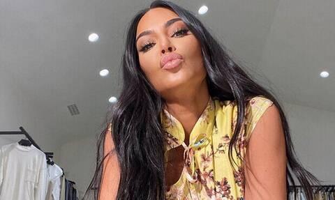 Η Kim Kardashian «τσαλακώνεται» στο Instagram χωρίς δισταγμό!
