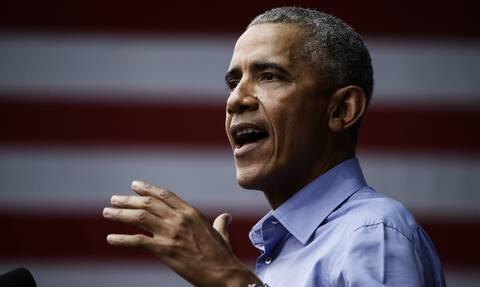 ΗΠΑ: Ο Μπαράκ Ομπάμα λέει στους διαδηλωτές να διοχετεύσουν την οργή τους σε δράση και ψήφους