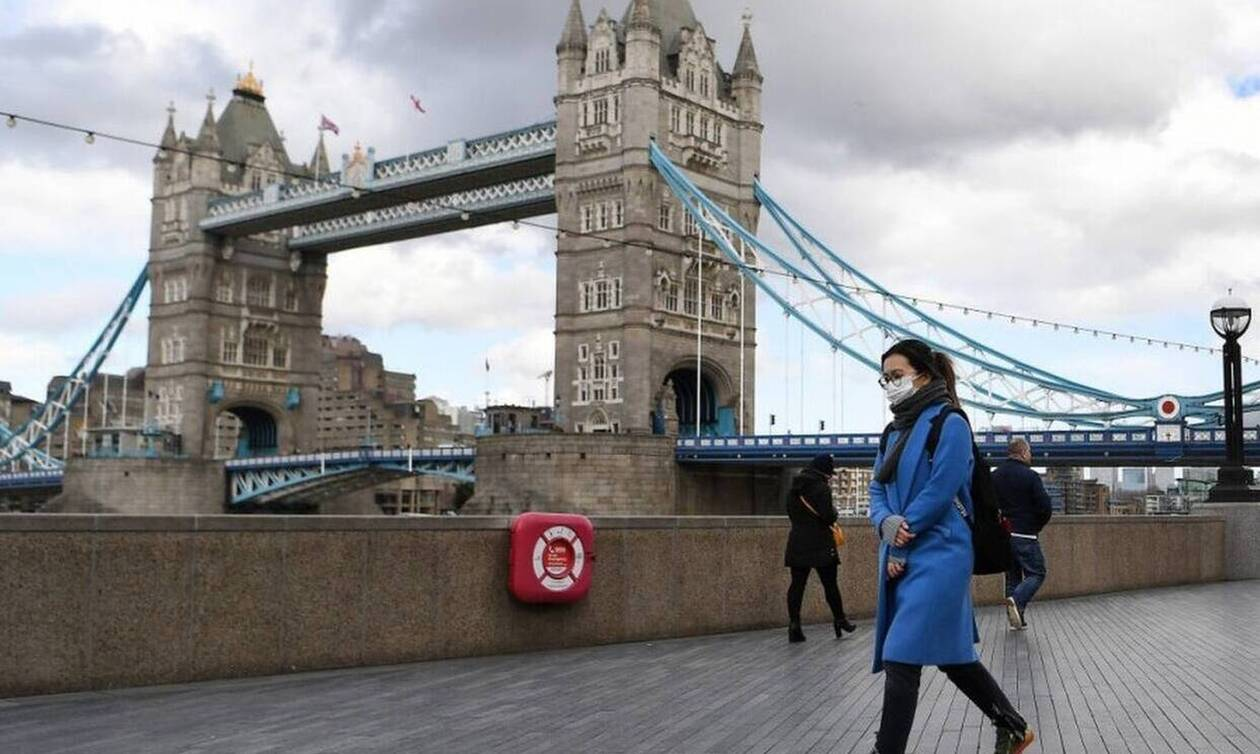 Κορονοϊός Βρετανία: Ο μικρότερος αριθμός θανάτων που καταγράφηκε από το Μάρτιο