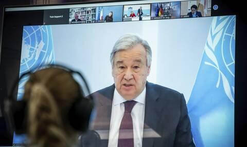 ΗΠΑ: Ο επικεφαλής του ΟΗΕ ζητεί να διερευνηθούν τα κρούσματα αστυνομικής βίας