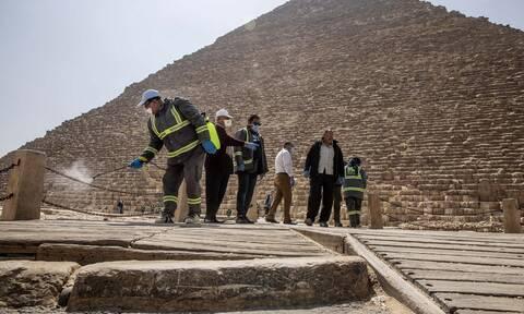 Κορονοϊός στην Αίγυπτο: Ξεπέρασαν τους 1.000 οι νεκροί από COVID-19