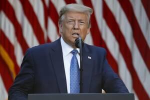 ΗΠΑ: Για τρομοκρατία μίλησε Τραμπ - Ανακοίνωσε την ανάπτυξη «χιλιάδων βαριά οπλισμένων στρατιωτών»