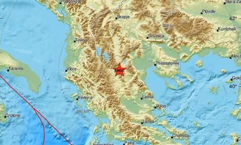 Σεισμός ΤΩΡΑ κοντά στην Πτολεμαΐδα - Αισθητός σε αρκετές περιοχές (pics)