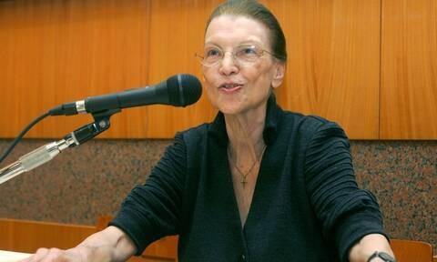 Πέθανε η Αμαλία Μεγαπάνου - Συγκίνηση για την πρώην σύζυγο του Κωνσταντίνου Καραμανλή