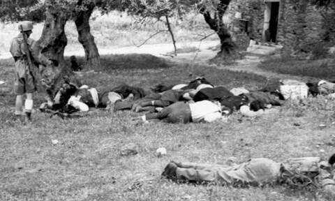 Η Σφαγή στο Κοντομαρί - Τα αντίποινα των ναζί στα Χανιά