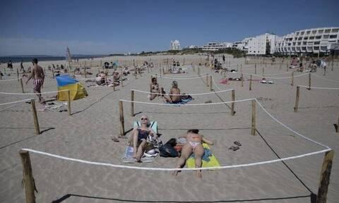 Κορονοϊός: Αποστάσεις στις παραλίες - Οι αλλαγές που προβλέπει η νέα ΚΥΑ - Πρόστιμα έως 25.000 ευρώ