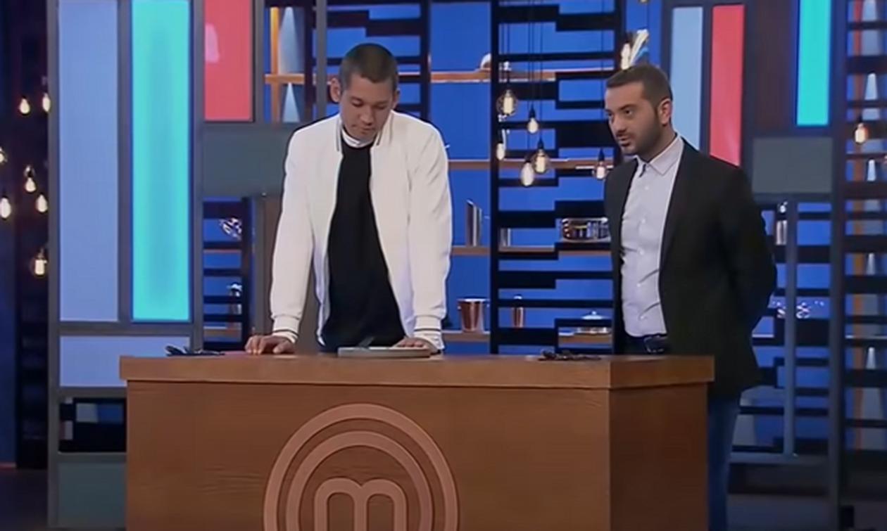 MasterChef: Ο Κουτσόπουλος «τελείωσε» τη Μαριάννα - Ποιοι τρεις φεύγουν (vid)