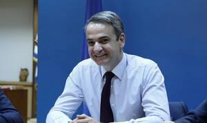 Μητσοτάκης για Αμαλία Μεγαπάνου: «Μία άξια Ελληνίδα. Την αποχαιρετώ με συγκίνηση»