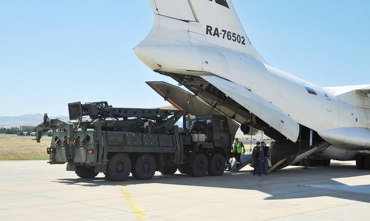 Σε «προχωρημένο στάδιο» οι συνομιλίες Ρωσίας - Τουρκίας για την παράδοση των S-400