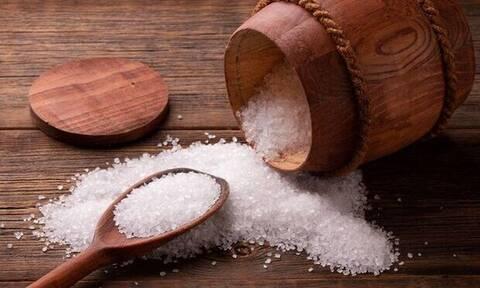 Είδες στο όνειρό σου αλάτι;