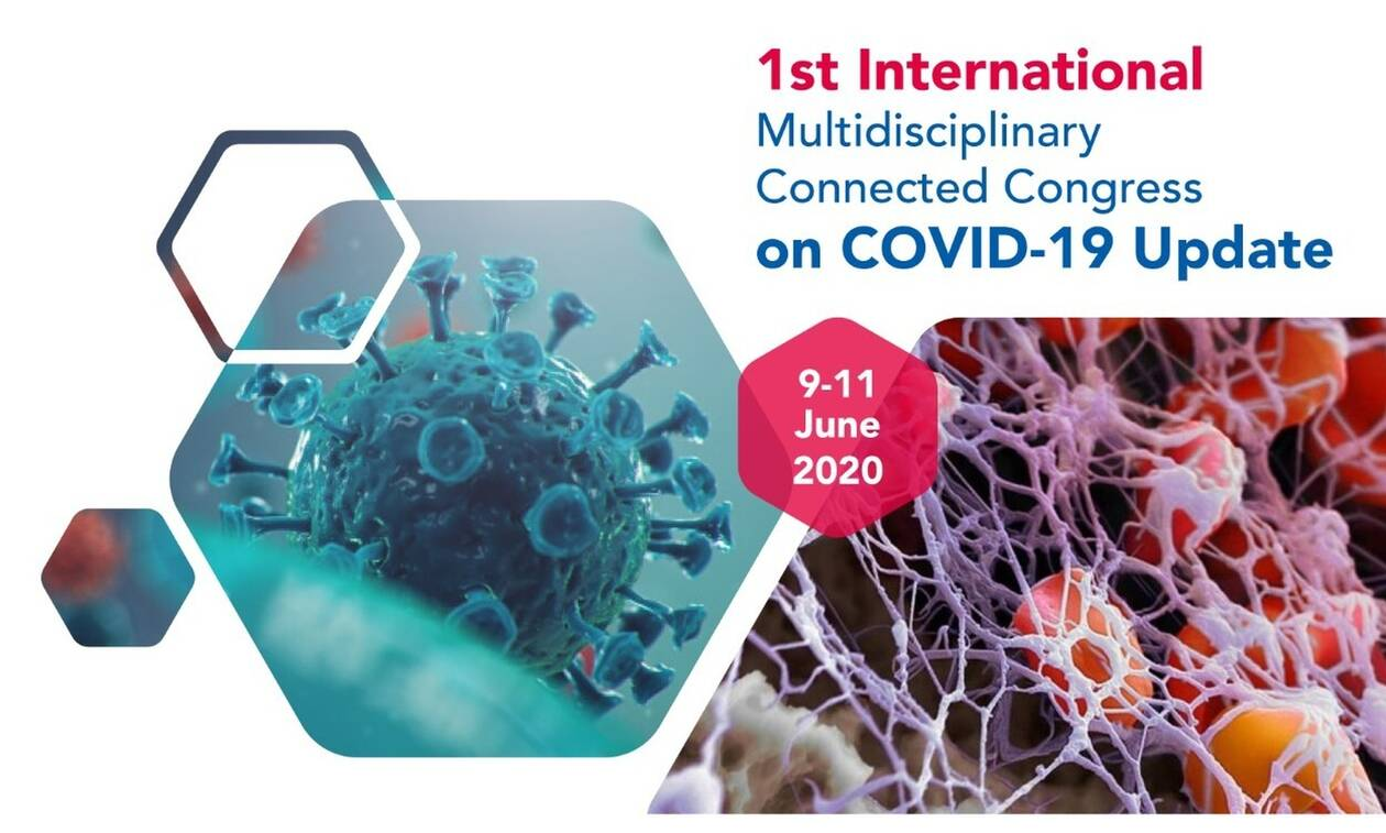 Κορονοϊός: Η Ελλάδα παράδειγμα για τη διεθνή ιατρική κοινότητα - Συνέδριο για τη νόσο COVID-19